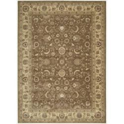 Nourison Somerset Taupe Area Rug (7'9 x 10'10)