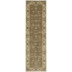 Nourison Summerfield Taupe Rug (2'3 x 8')