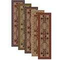 Amalfi Panel Area Rug Runner (2'2 x 7'7)