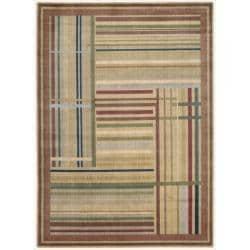 Nourison Somerset Multicolor Area Rug (7'9 x 10'10)