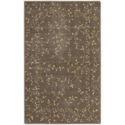 "Nourison Summerfield Traditional Khaki Rug (3'6"" x 5'6"")"