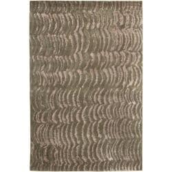 Julie Cohn Hand-knotted Verve Abstract Design Wool Rug (9' x 13')