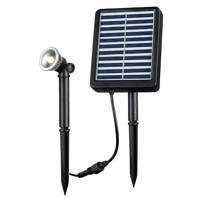 Nova Solar 1-watt LED Landscape Spot Light Kit - 13799370 ...