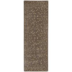 "Nourison Summerfield Khaki Runner Rug (2' x 5'9"")"