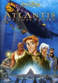 Atlantis: The Lost Empire (DVD)