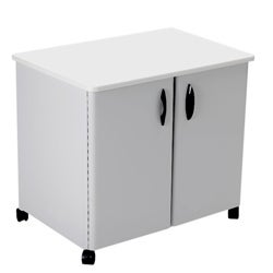 Mayline Mobile Steel Exterior Utility Cabinet