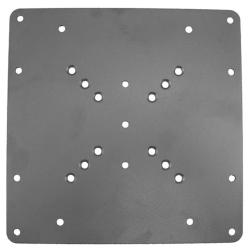 Arrowmounts VESA Conversion Plate for up to 200 x 200 VESA Wall Mounts AM-201C Black