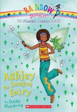 Ashley the Dragon Fairy (Paperback)