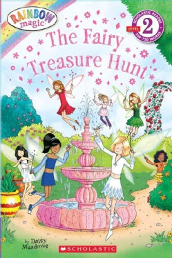 The Fairy Treasure Hunt (Paperback)