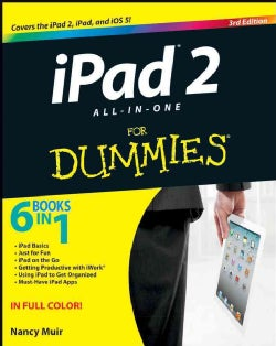 iPad 2 All-in-One for Dummies (Paperback)
