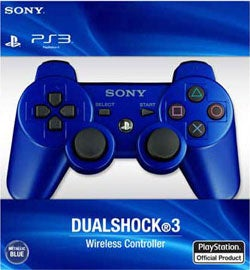 PS3 - Dualshock 3 Metallic Blue (Wireless)