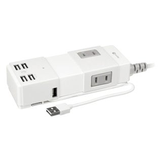 Macally 8-Outlets Power Strip