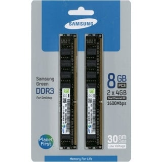 Samsung 8GB DDR3 SDRAM Memory Module