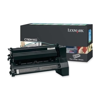 Lexmark Extra High Yield Black Toner Cartridge for C782n, C782dn, C78