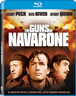 The Guns of Navarone (Blu-ray Disc)