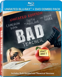 Bad Teacher (Blu-ray/DVD)