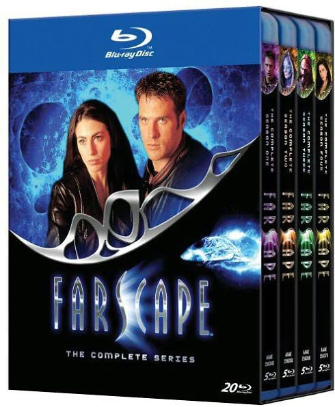 Farscape: The Complete Series (Blu-ray Disc)