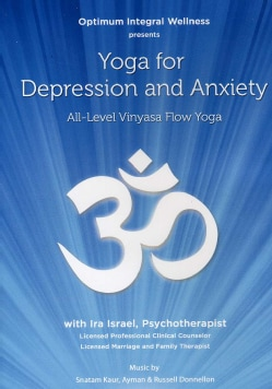 Yoga For Depression And Anxiety (DVD)