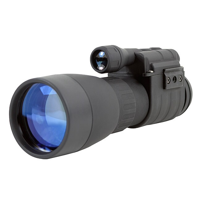 Sightmark Ghost Hunter 5x60 Composite-plastic Night-vision Monocular
