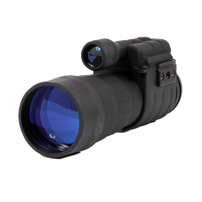 Sightmark Ghost Hunter 4x50 NV Monocular with Infrared Illuminator
