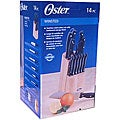 Oster Winsted 14-piece Stainless Steel Cutlery Set