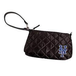 New York Mets Quilted Wristlet