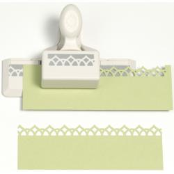 Martha Stewart Edge Garden Rail Punch