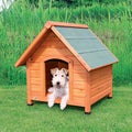 Log Cabin Dog House (S)