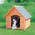 Log Cabin Dog House (M)