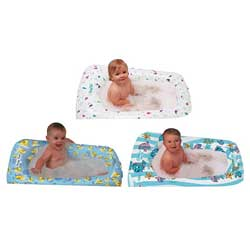 Kel-Gar Snug-Tub Inflatable Bath Tub