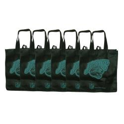 Jacksonville Jaguars Reusable Bags (Pack of 6)