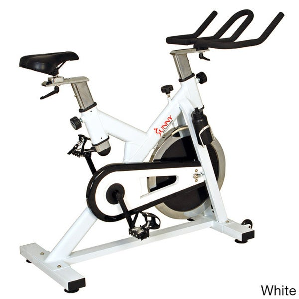 Sunny Health Fitness Indoor Cycling Bike