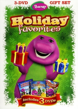 Barney: Barney Holiday (DVD)