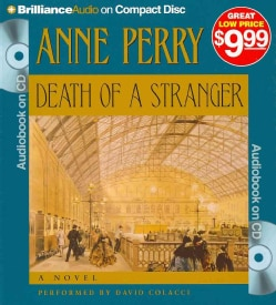 Death of a Stranger (CD-Audio)