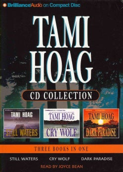 Tami Hoag CD Collection: Still Waters / Cry Wolf / Dark Paradise (CD-Audio)