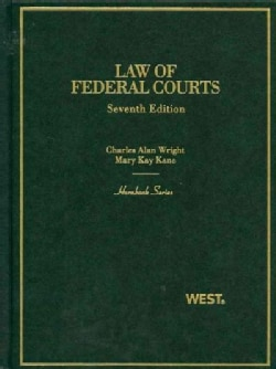 Law of Federal Courts (Hardcover)