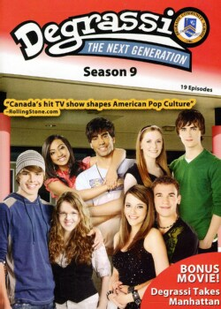 Degrassi: The Next Generation Season 9 (DVD)