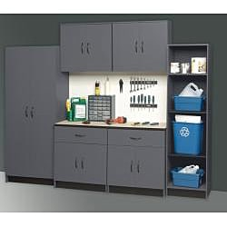 Talon Greystone Garage and Workshop Wall Cabinet