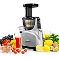 Kuvings NS-850 Chrome and Black Silent Juicer