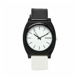 Nixon Men's Time Teller Silicone Watch