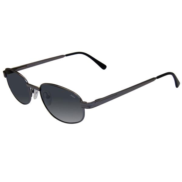 Xezo Men's 'Airman 3400' Titanium Architect Sunglasses