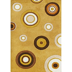 Horizon Hand-tufted Metro Corn Rug (8' x 10')