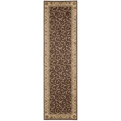 "Nourison Summerfield Brown Runner Rug (2' x 5'9"")"