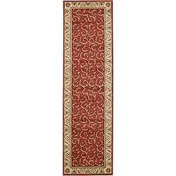 Nourison Summerfield Red Rug (2' x 5'9)