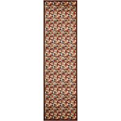 Nourison Summerfield Multicolor Geometric Rug (2' x 5'9)