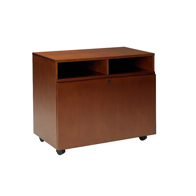 Mayline Stella Series Mobile Lateral File Cabinet