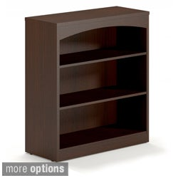 Mayline Brighton Series 3-shelf Bookcase