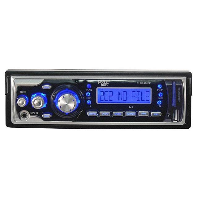 Pyle AM/ FM/ MP3 Playback Receiver (Refurbished)