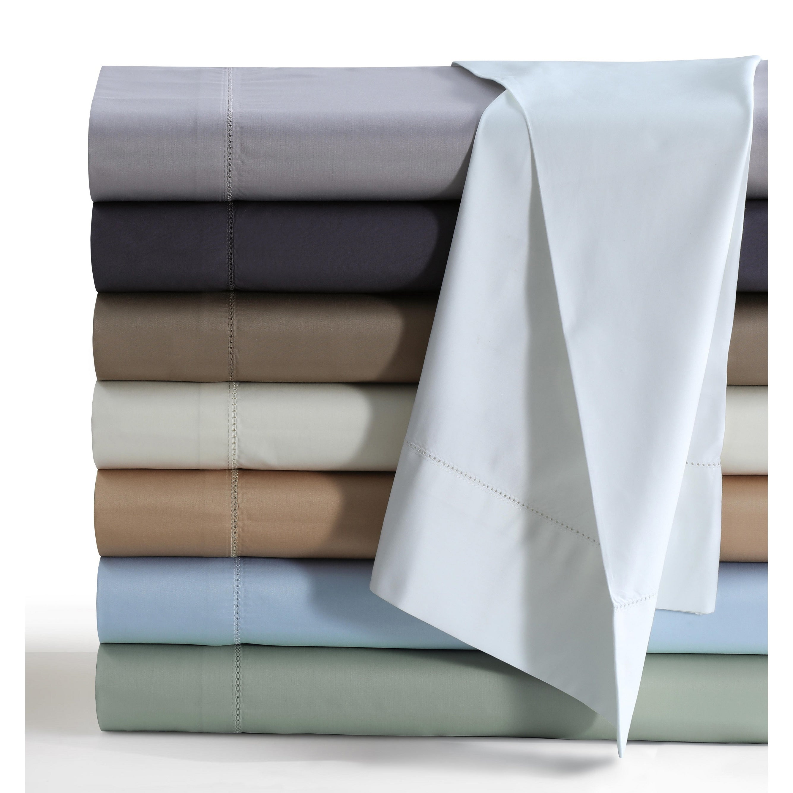 AT HOME by O Egyptian Cotton 800 Thread Count Extra Deep Pocket Sheet Set at Sears.com