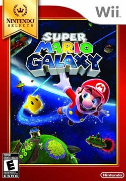 Wii - Nintendo Selects: Super Mario Galaxy - By Nintendo